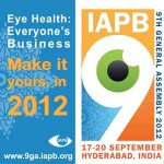 Eye Health, Everybody's Business:  IAPB,9GA Indian Meeting     Lessons Learned ; Part 2
